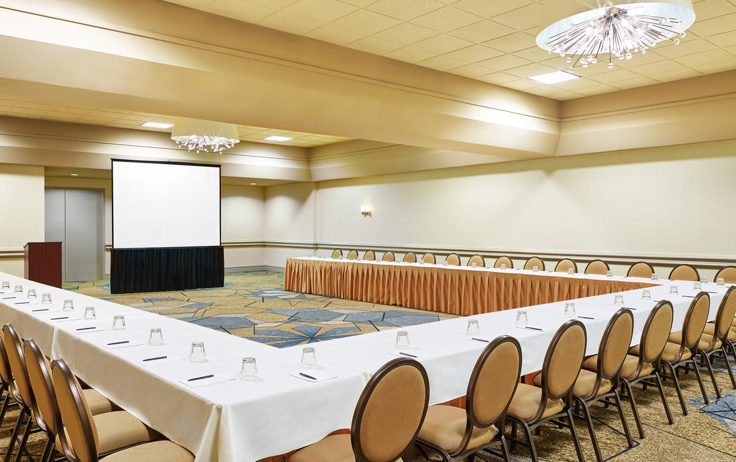 Cypress Meeting Room